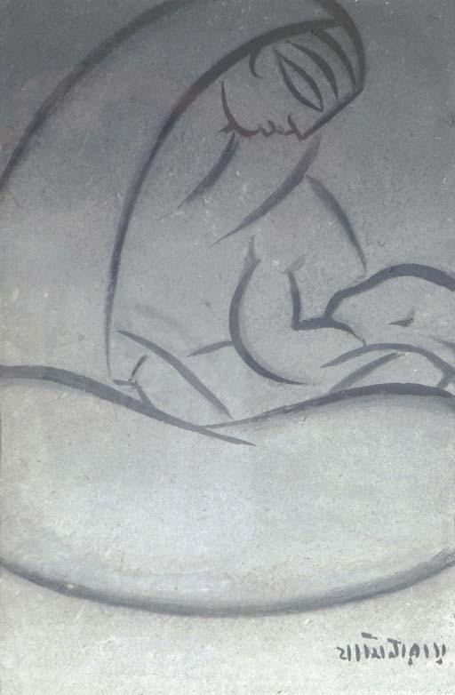 JAMINI ROY (India 1887-1972)