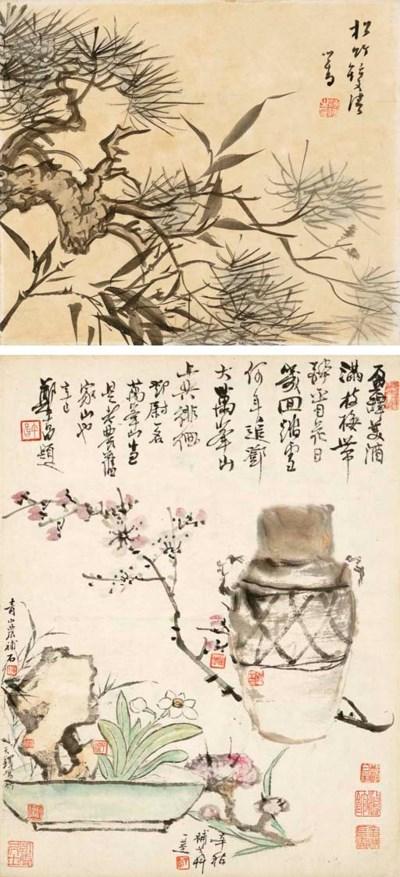 ZHENG WUCHANG (1894-1952), PU