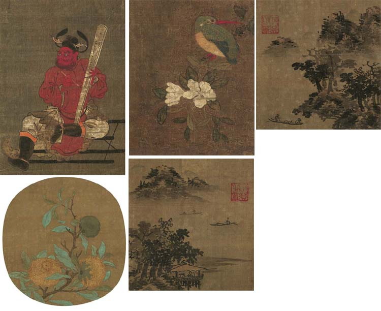 VARIOUS ARTISTS (14TH-17TH CEN