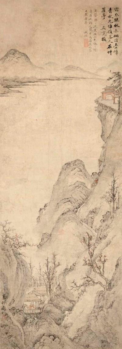 ZHOU CHEN (ACTIVE 1490-1535)