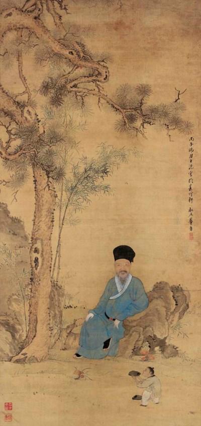 HUA JIN (17TH-18TH CENTURY)