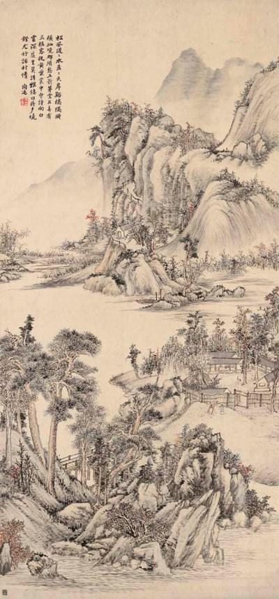 FANG SHISHU (1692-1751)