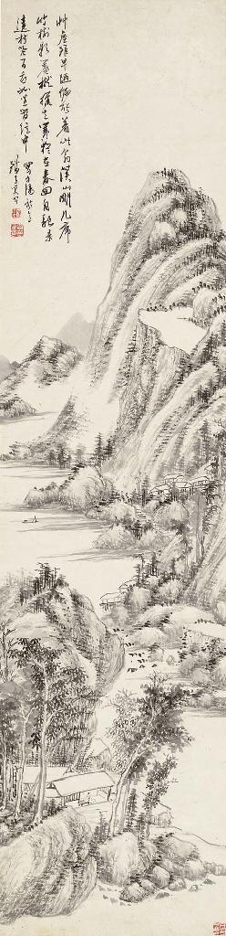 XI GANG (1746-1803)