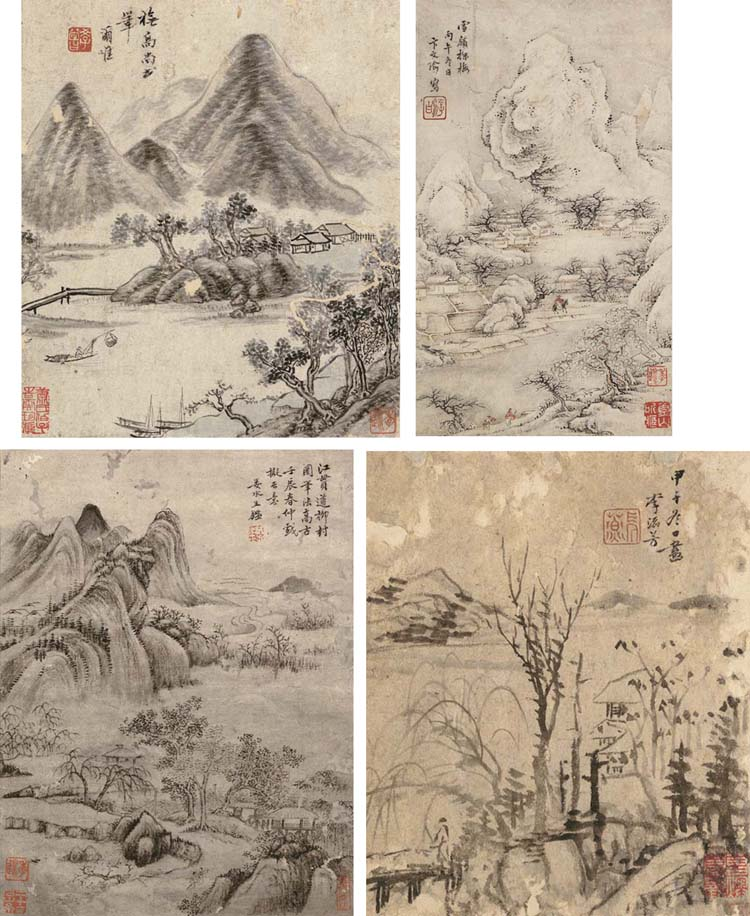 VARIOUS ARTISTS (16TH-17TH CEN