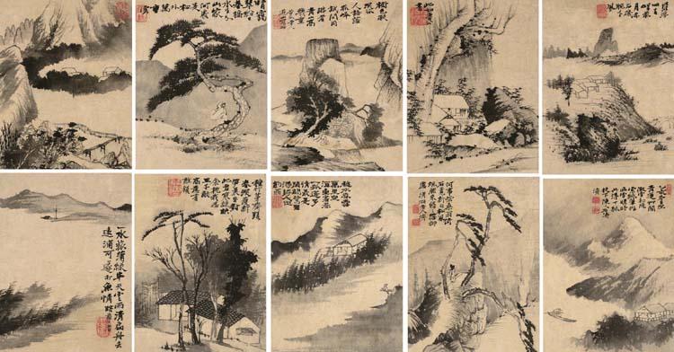 SHITAO (1642 - CIRCA 1707)