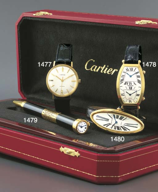 CARTIER. A LIMITED EDITION GOL