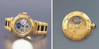 CARTIER. AN IMPORTANT AND RARE
