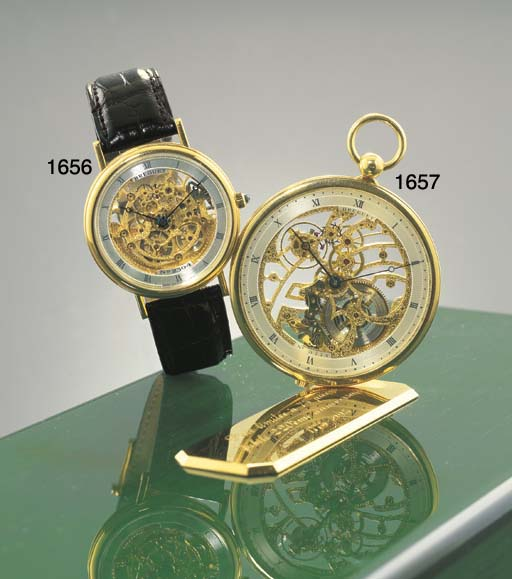 BREGUET. A FINE AND RARE LIMIT
