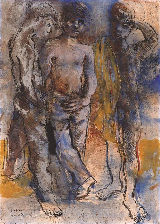 DONALD FRIEND (Australia 1915-