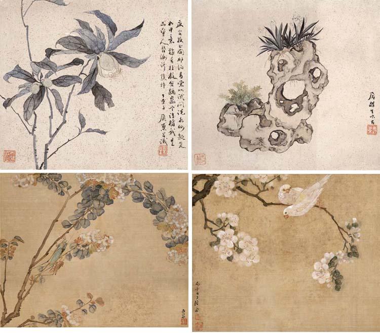 JU CHAO (1811-1865), JU LIAN (