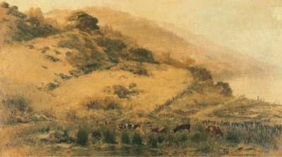 THADDEUS WELCH (1844-1919)