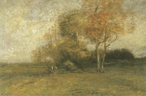 JOHN FRANCIS MURPHY (1853-1921