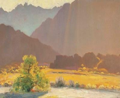 ALFRED R. MITCHELL (1888-1972)