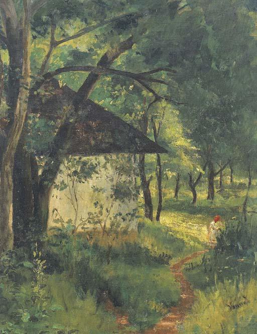 ROBERT WILLIAM VONNOH (1858-19