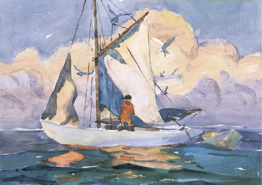 JAMES FITZGERALD (1899-1971)