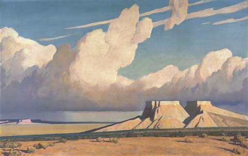 MAYNARD DIXON (1875-1946)