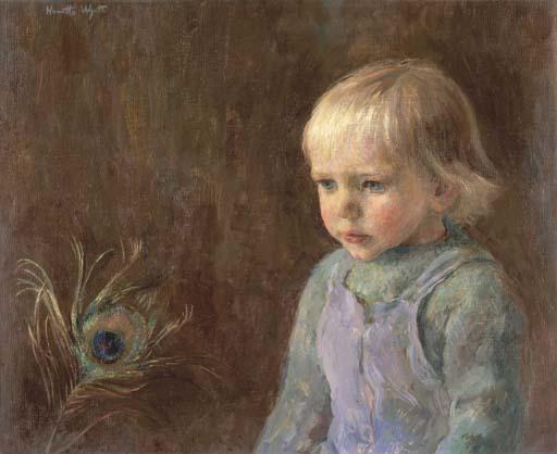 HENRIETTE WYETH (1907-1997)