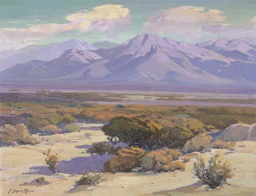 FRED GRAYSON SAYRE (1879-1938)