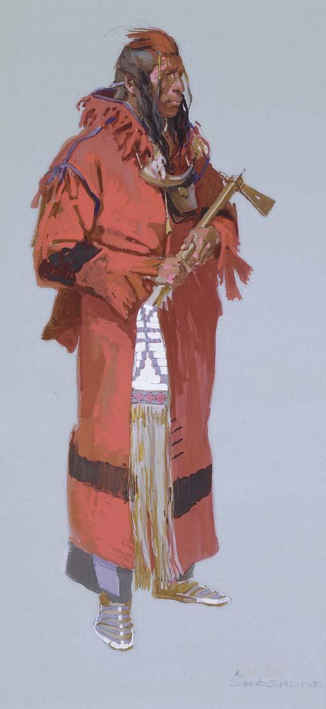 NED JACOB (B. 1938)