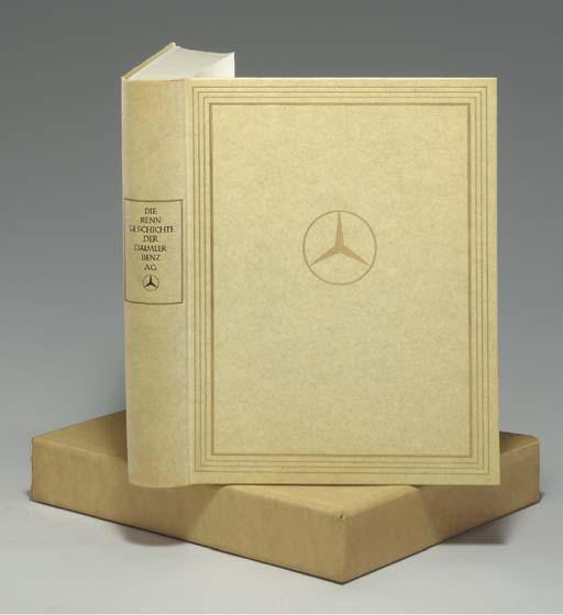 Die Renngeschichte der Daimler