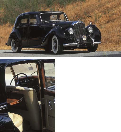 1950 BENTLEY MARK VI STANDARD