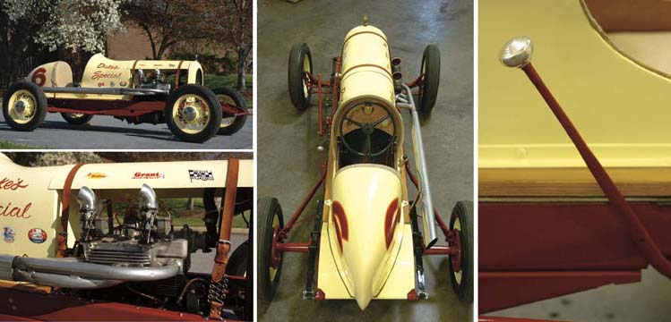 1932 FORD FAIRGROUNDS RACE CAR