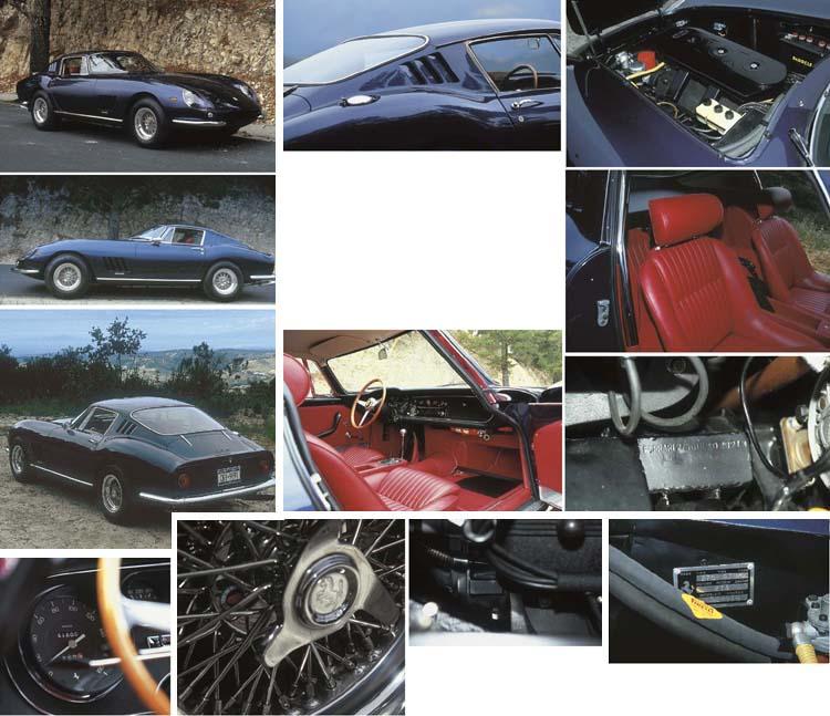 1967 FERRARI 275 GTB/6C ALLOY BERLINETTA