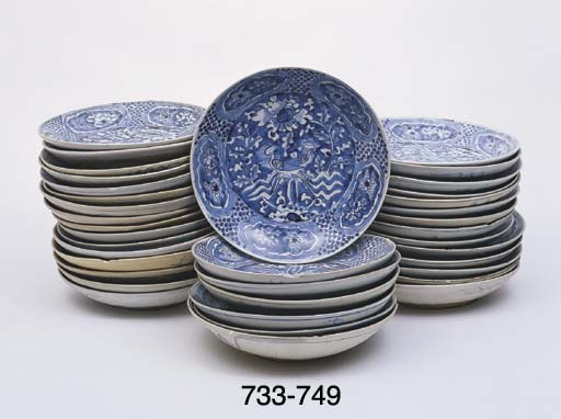 ONE HUNDRED SIMILAR PLATES	 (1
