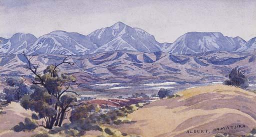 ALBERT NAMATJIRA (1902-1959)