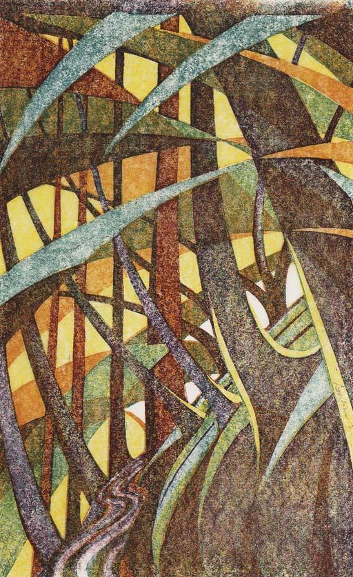 SYBIL ANDREWS (British, 1898-1
