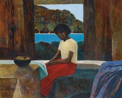 RAY AUSTIN CROOKE (b. 1922)