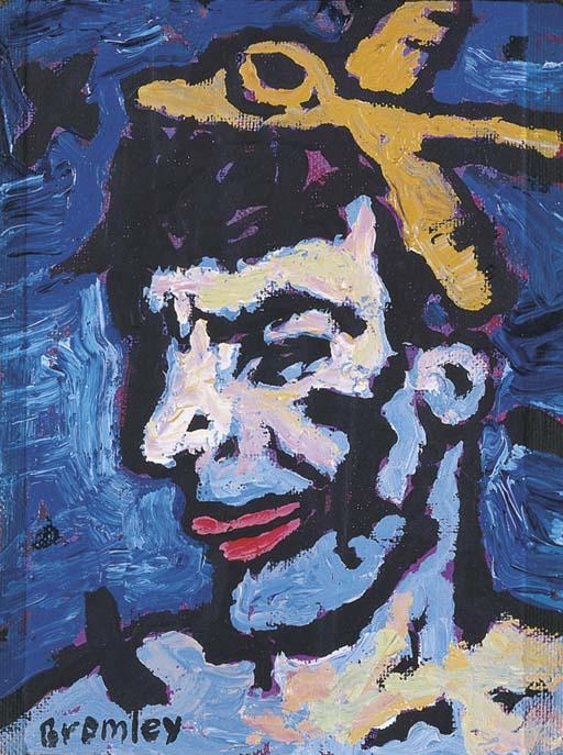 DAVID BROMLEY (b. 1960)
