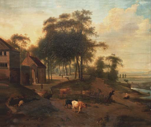 DUTCH SCHOOL (19TH CENTURY)