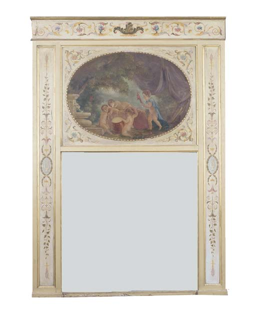A FRENCH EARLY 19TH CENTURY TR