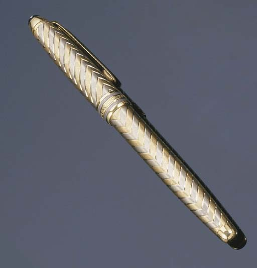 A MONT BLANC MEISTERSTUCK 18 C