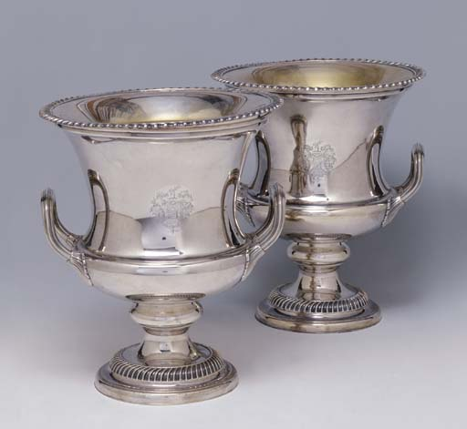 A PAIR OF VICTORIAN SHEFFIELD