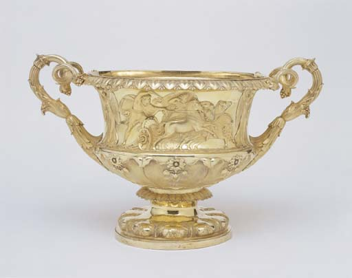 A WILLIAM IV STERLING SILVER G