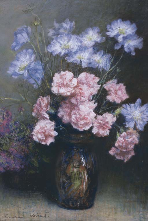 JANET AGNES CUMBRAE STEWART (1