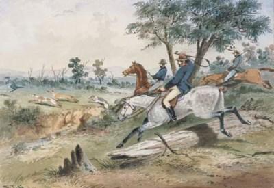 SAMUEL THOMAS GILL (1819-1880)