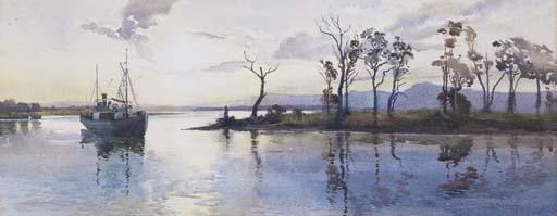 JULIAN ROSSI ASHTON (1851-1942
