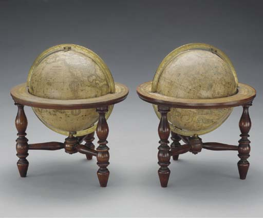 A PAIR OF CELESTIAL AND TERRES