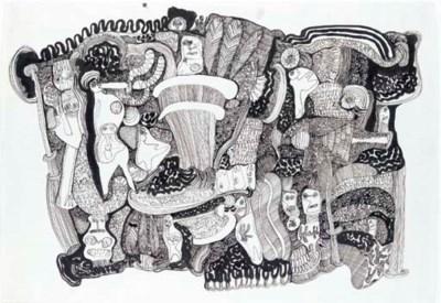 GENEVIEVE SEILLE (B. 1951)