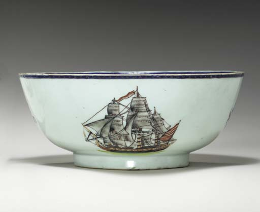 A SHIPPING BOWL