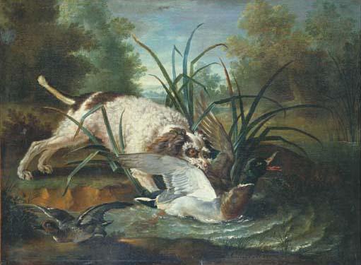 Christophe Huet (Pontoise 1700