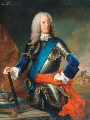Gottfried Boy (Frankfurt 1701-