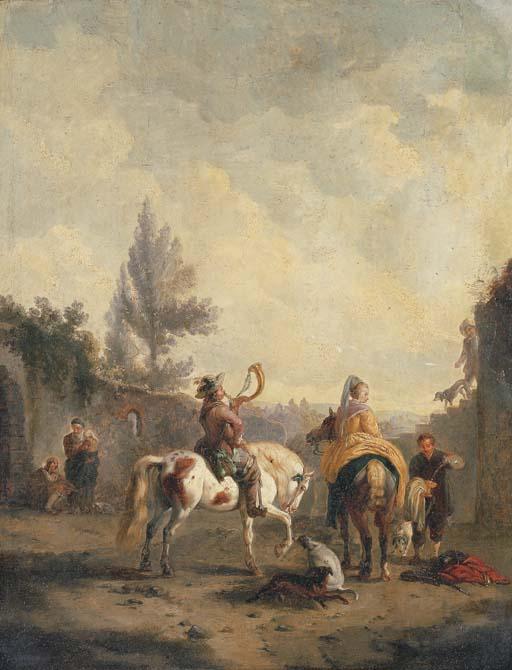 Paulus Constantijn La Fargue (
