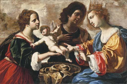 Rutilio Manetti (Siena 1571-16