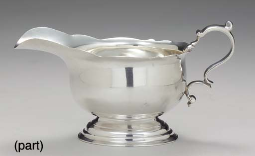 A GROUP OF ENGLISH SILVER AND