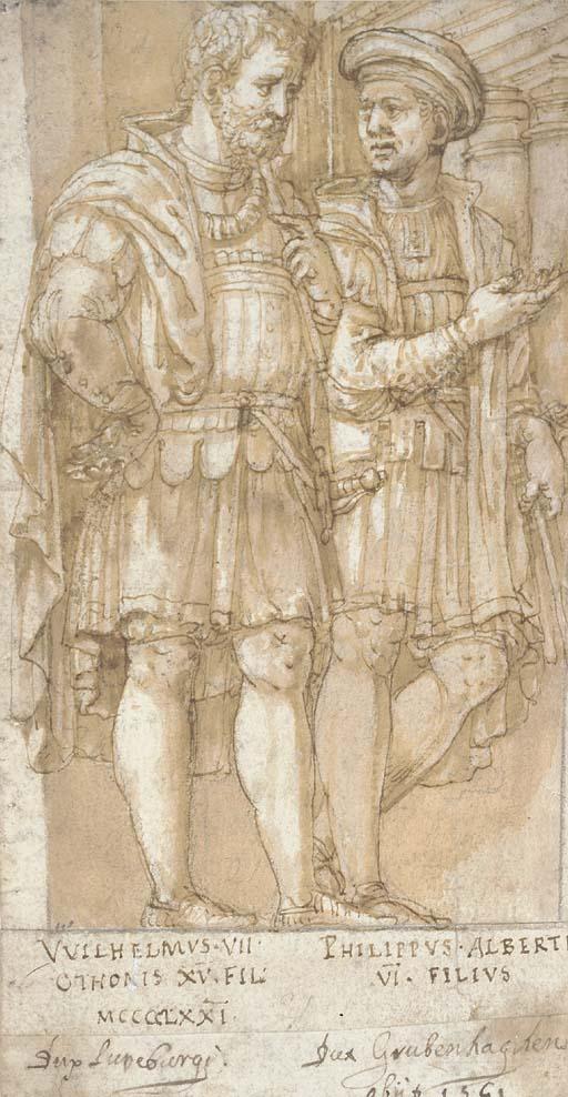Pirro Ligorio (Naples 1500-158