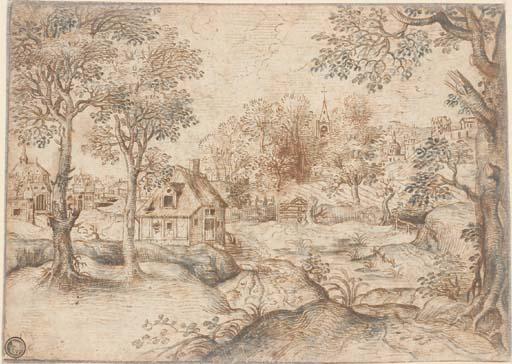 Jacob Grimmer (Antwerp circa 1